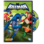 Batman: The Brave And The Bold: Volume Three On DVD with Diedrich - XX637368