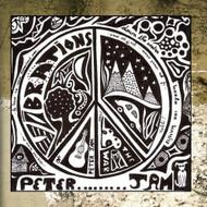 Vibrations By Peter Jam On Audio CD Album 2011 - XX637638