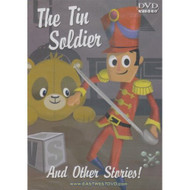 The Tin Soldier And Other Stories Slim Case On DVD With Cartoon Anime - XX637973