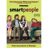 Smart People On DVD with Dennis Quaid Drama - XX639825