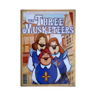 Animated Classics Collection:The Three Musketeers On DVD 3 - XX640149