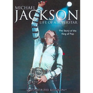 Jackson Michael-Life Of A Superstar On DVD - XX641061