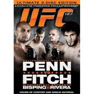 UFC 127 On DVD With Bj Penn Wrestling - XX641630
