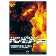Mission: Impossible 2 Widescreen Edition On DVD With Tom Cruise - XX641955