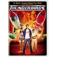 Thunderbirds Full Screen Edition On DVD with Bill Paxton - XX642097