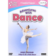 Adventures With Dance On DVD with None - XX642238
