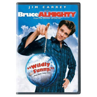 Bruce Almighty Widescreen Edition On DVD With Jim Carrey Comedy - XX643000
