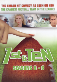 1st & Ten: Seasons 5-6 On DVD - E89718