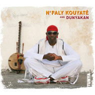 Tunya By Kouyate N'Faly On Audio CD World Music - E503790
