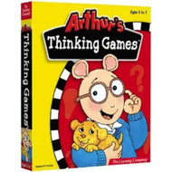 Arthur's Thinking Games Software - DD571063