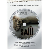 Saw Full Screen Edition On DVD With Cary Elwes Horror - DD571483