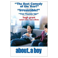 About A Boy Widescreen Edition On DVD With Hugh Grant Drama - DD571659