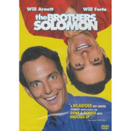 The Brothers Solomon On DVD With Will Arnett - DD579227