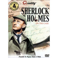 Sherlock Holmes On The Case On DVD With Drama - DD580818