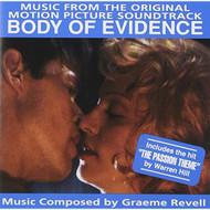 Body Of Evidence By Graeme Revell Performer On Audio CD Album 1993 - DD591982
