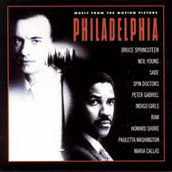 Philadelphia: Music From The Motion Picture On Audio CD Album 1994 - DD592646