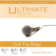 God You Reign As Made Popular By Lincoln Brewster By World Tracks - DD593462