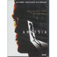 Amnesia 1996 On DVD With Alley Sheedy Mystery - DD596676