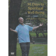 30 Days To Spiritual Well-Being On DVD With Norris Chumley - DD599239