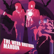 Maroon By Webb Brothers On Audio CD Album 2001 - DD601028