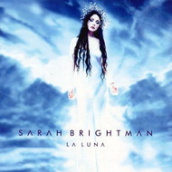 LA Luna By Sarah Brightman On Audio CD Album - DD601722