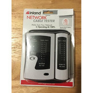 Inland Netwotk Cable Tester RJ-45 RJ-11 - DD608357