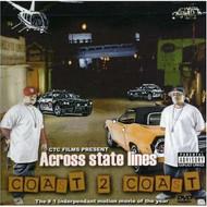 Across State Lines On Audio CD Album 2007 - DD612841