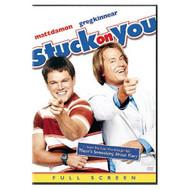 Stuck On You Full Screen Edition On DVD With Matt Damon Drama - DD616737