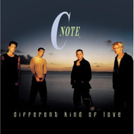 Different Kind Of Love By C Note On Audio CD Album 1999 - DD619010