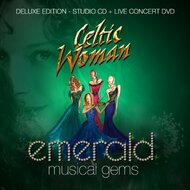 Emerald: Musical Gems By Celtic Woman On Audio CD Album 2014 - DD626250