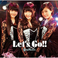 Let's Go!! By Party Rockets On Audio CD Album 2014 - DD633573