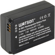Watson BP-1130 Lithium-ion Battery Pack 7.6V 900MAH Replacement For - DD641088