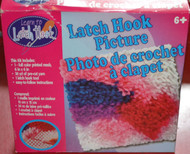 Colorbok Latch Hook Picture - EE495234