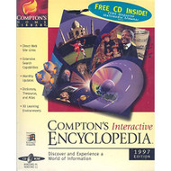 Compton's Interactive Encyclopedia 1997 Edition Software - EE566073