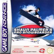 Shaun Palmer's Pro Snowboarder For Game Boy Advance For GBA Gameboy - EE639672
