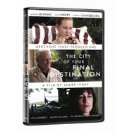 The City Of Your Final Destination On DVD With Charlotte Gainsbourg - DD579722