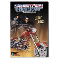 American Chopper Firebike On DVD With Paul Teutul Sr - DD580577