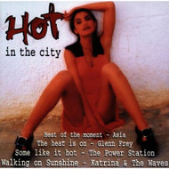 Hot In The City On Audio CD Album - DD613410