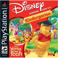 Winnie The Pooh Kindergarten For PlayStation 1 PS1 - EE531800
