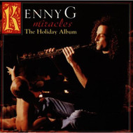 Miracles: The Holiday Album By Kenny G On Audio CD 1994 - DD572188