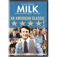 Milk On DVD With Sean Penn Drama - DD577035
