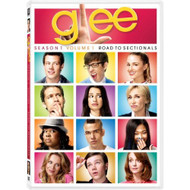 Glee: Season 1 Vol 1 Road To Sectionals On DVD With Cory Monteith - DD577985