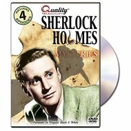 Sherlock Holmes Mysteries On DVD With Mystery - DD588515