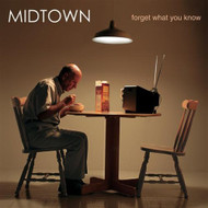 Forget What You Know By Midtown On Audio CD Album 2004 - DD592282
