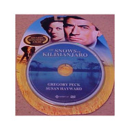 The Snows Of Kilimanjaro On DVD - DD627733