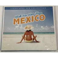 Wish You Were Here Mexico On Audio CD Album - EE549377