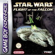 Star Wars Flight Of The Falcon GBA For GBA Gameboy Advance - EE588727