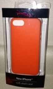Rocketfish Gold Hard Cover Case For iPhone 5 5S SE - EE00200126
