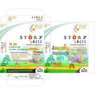 Story Logic Jungle Animals Software - DD568431