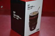 Camera Lens Mug 24-105 MM Coffee Mug Travel Mug Multi-Color Multi - EE495334